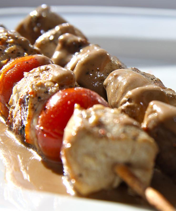 A Shish Kebab